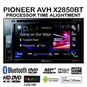 PIONEER AVH-X2850BT
