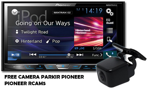 head unit pioneer AVHX5850BT