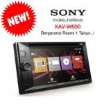 Sony XAV-W600