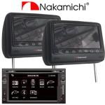 Paket video mobil Nakamichi
