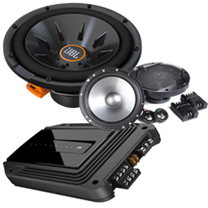 Audio mobil JBL new series