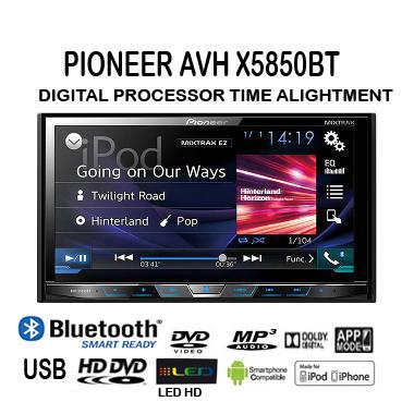 PIONEER AVH X5850BT