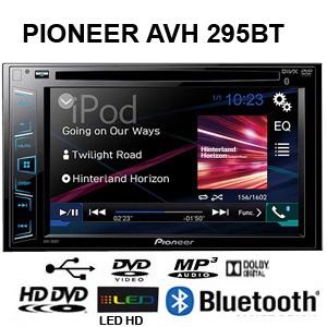 Promo Pioneer AVH 295BT