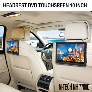 Headrest-Clip-On-M-TECH-MH-7700D