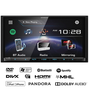 Kenwood DDX7017BT Air Mirrorink