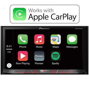 pioneer apple carplay. pioneer avhx8850bt apple carplay