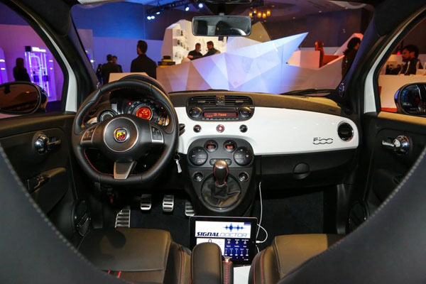 Audio System Mobil