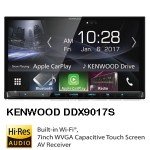Kenwood DDX9017S Head Unit Double Din MirrorLink AppleCarplay