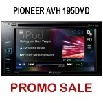 Pioneer AVH195DVD Promo