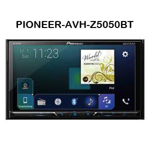 pioneer double din avh-z5050bt
