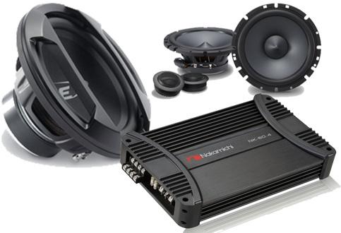 Paket Audio Mobil Murah