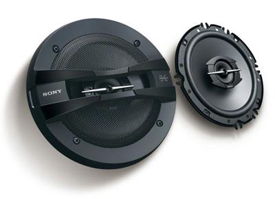 speaker mobil coaxial