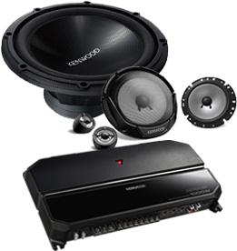 Kenwood Audio Mobil