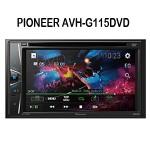 Pioneer AVH-G115DVD