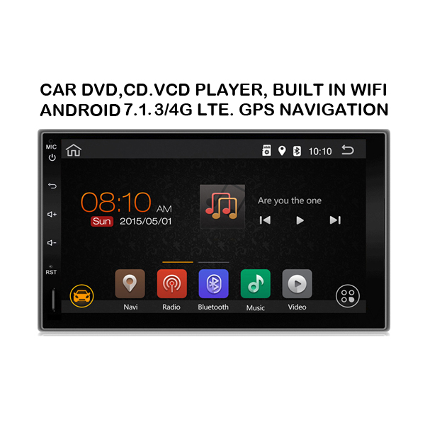 head unit dvd player android
