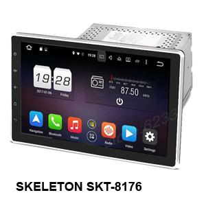 head unit android skeleton skt-8176