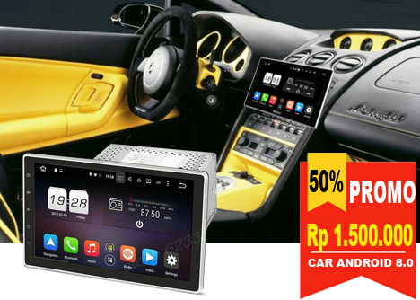 harga head unit android 10 inch
