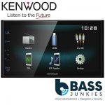 Head Unit Kenwood DMX 120BT Dengan Berbagai Fitur