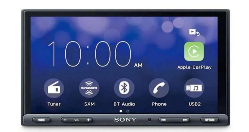 Head Unit Sony XAV